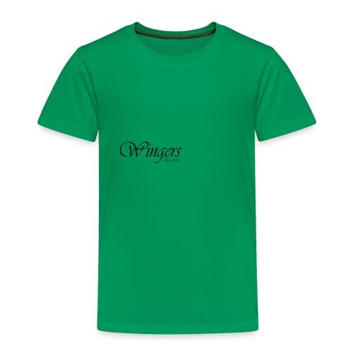 Wingers_4 - Toddler Premium T-Shirt