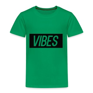 Exclusive Vibes Hoodie - Toddler Premium T-Shirt