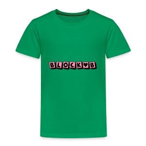 block b - Toddler Premium T-Shirt