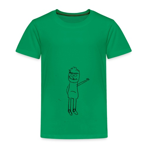 Everybody Loves George - Toddler Premium T-Shirt