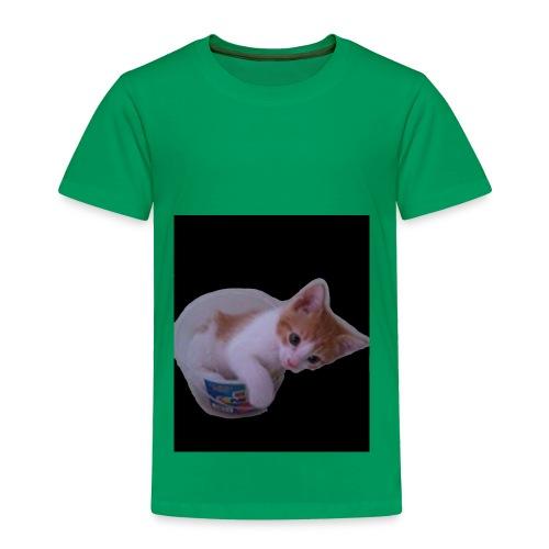 kitten explorer - Toddler Premium T-Shirt