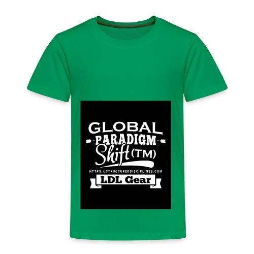 Global Paradigm Shift - Toddler Premium T-Shirt