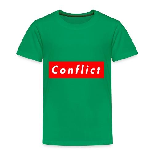 conflict bogo - Toddler Premium T-Shirt