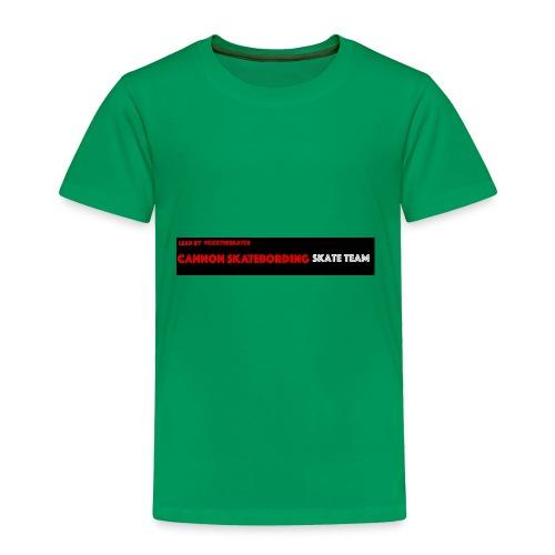 New Skate team apperal - Toddler Premium T-Shirt