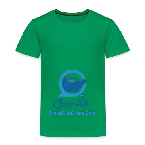 Cruise Life Classic - Toddler Premium T-Shirt