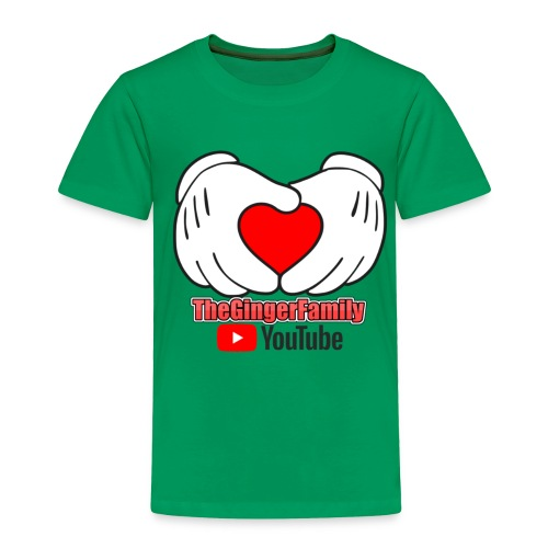 Support Us, Show Everyone Who You Watch - Toddler Premium T-Shirt