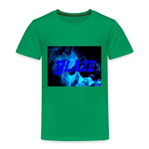 Blue Fire - Toddler Premium T-Shirt