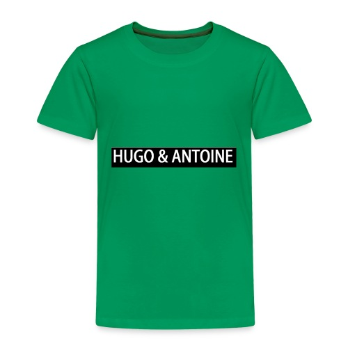 Hugo & Antoine - Toddler Premium T-Shirt