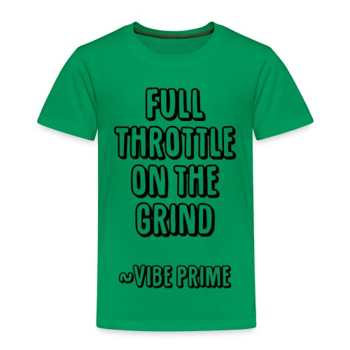 Vibe Prime Merch - Toddler Premium T-Shirt