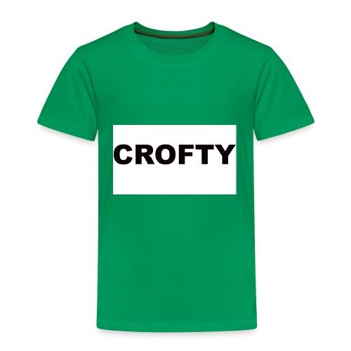 CROFTYS - Toddler Premium T-Shirt