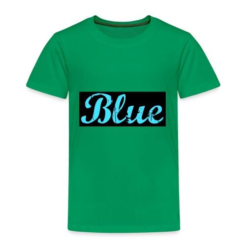 Blue - Toddler Premium T-Shirt
