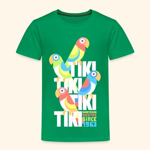 Tiki Room - Toddler Premium T-Shirt