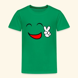 Comic smile - Toddler Premium T-Shirt