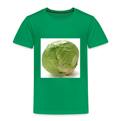 CabbageTexts Streetwear - Toddler Premium T-Shirt