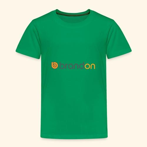 Carhart brandon logo - Toddler Premium T-Shirt