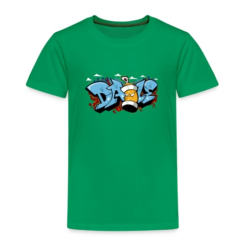 Graffiti Transparent PNG - Toddler Premium T-Shirt