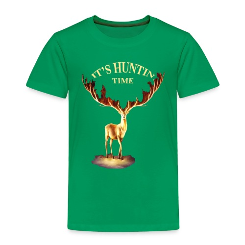 Hunting time - Toddler Premium T-Shirt