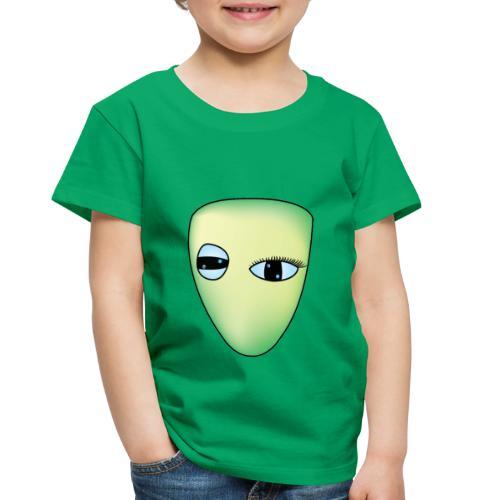 Green Raelien - Toddler Premium T-Shirt