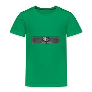 WolfBanner - Toddler Premium T-Shirt