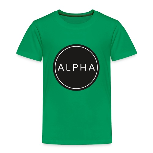 alpha team fitness - Toddler Premium T-Shirt