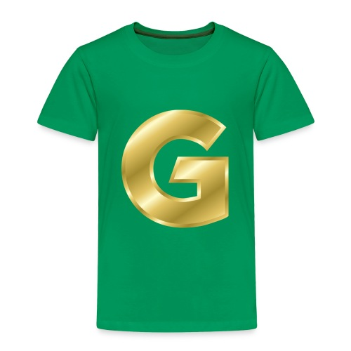 Golden G - Toddler Premium T-Shirt