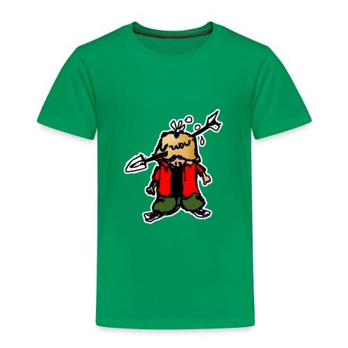 Pene piola, uwu. - Toddler Premium T-Shirt
