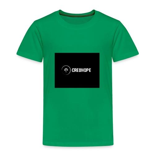 Hope for change - Toddler Premium T-Shirt