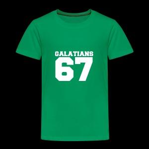 G67 White - Toddler Premium T-Shirt