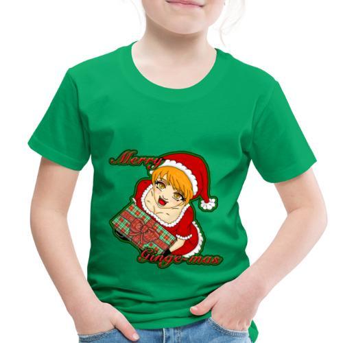 Merry Ginge-Mas - Toddler Premium T-Shirt