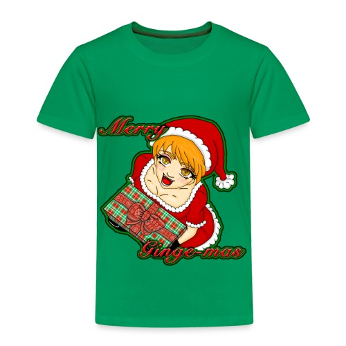 Merry Ginge-Mas - Toddler Premium T-Shirt