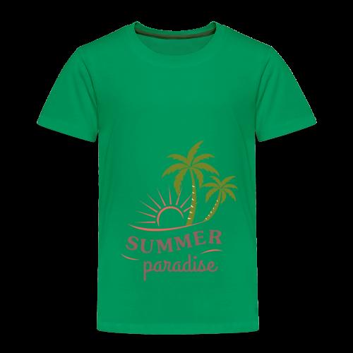 design-10 - Toddler Premium T-Shirt
