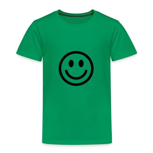 smile dude t-shirt kids 4-6 - Toddler Premium T-Shirt