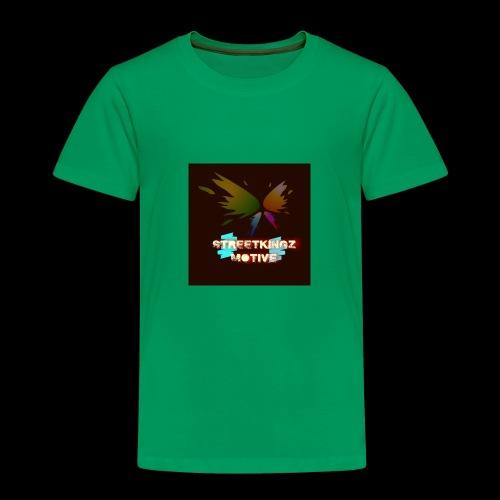 Streetkingz motive - Toddler Premium T-Shirt