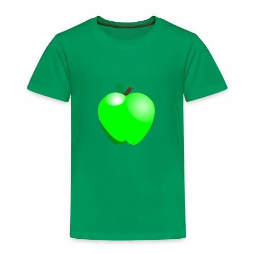 Green Apple - Toddler Premium T-Shirt