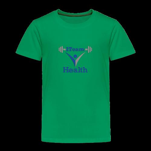 1TeamHealth Member - Toddler Premium T-Shirt
