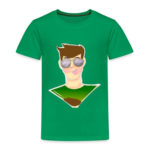 RG GAMER MERCH V.1 - Toddler Premium T-Shirt