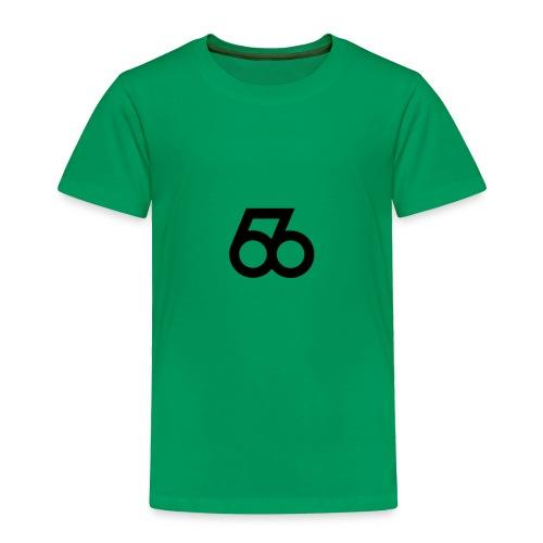 586 Black Logo - Toddler Premium T-Shirt