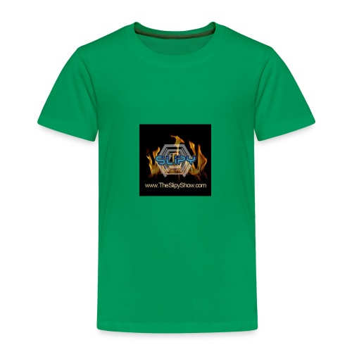 Slipy Show Logo - Toddler Premium T-Shirt