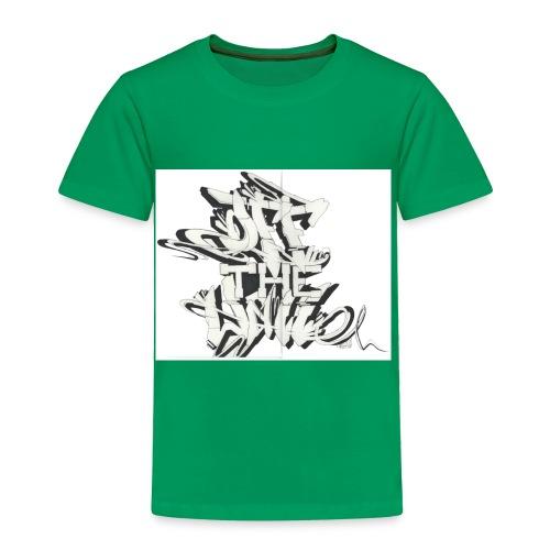 otw_final_graffiti_1 - Toddler Premium T-Shirt