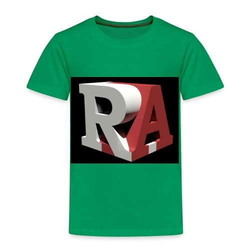 R&A LOGO - Toddler Premium T-Shirt