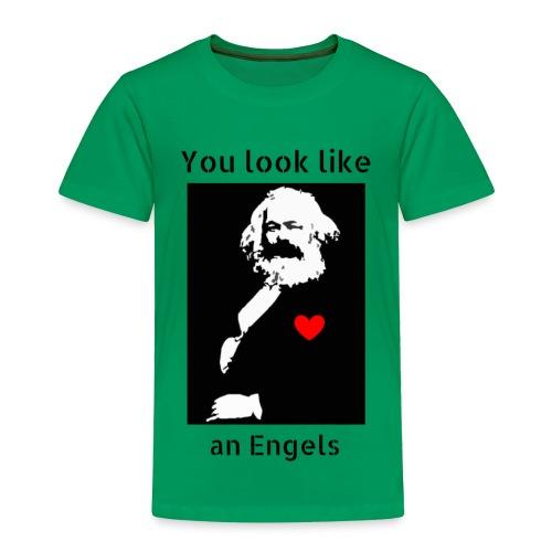 Marx_love_Shirt - Toddler Premium T-Shirt