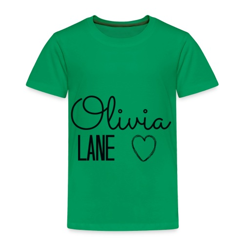 Olivia Lane Heart - Toddler Premium T-Shirt
