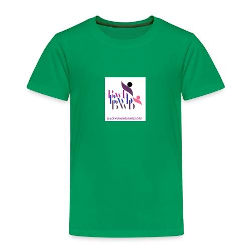 Black Women in Business - Toddler Premium T-Shirt