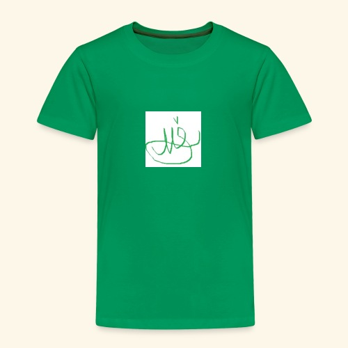 Signed M SH Merch - Toddler Premium T-Shirt