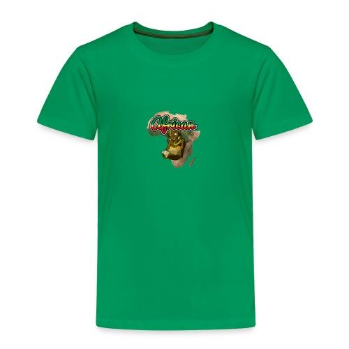 AFRICAN DREAM custom shirts - Toddler Premium T-Shirt