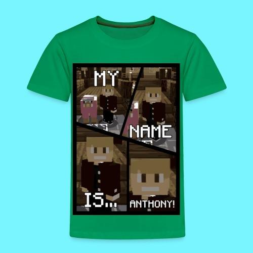 iDMC Comic Strip - Toddler Premium T-Shirt