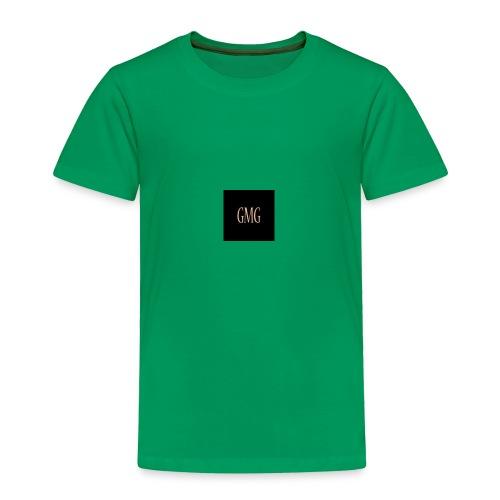 Gmg Company logo - Toddler Premium T-Shirt