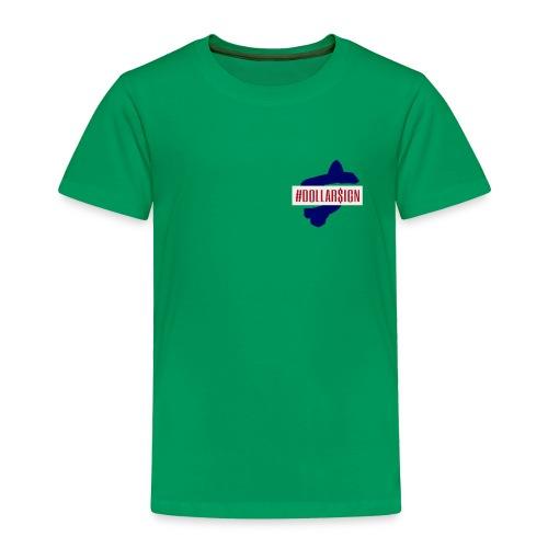 DollarSign Hashtag - Toddler Premium T-Shirt