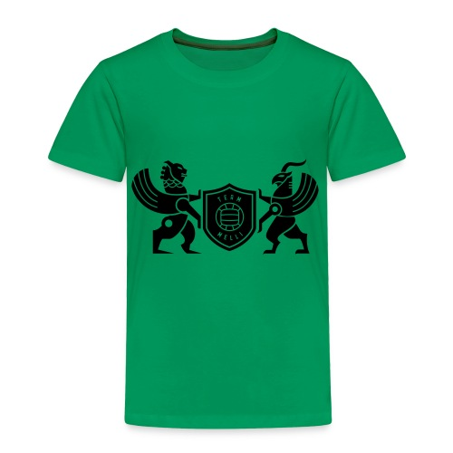 Iran lion & griffin - Toddler Premium T-Shirt