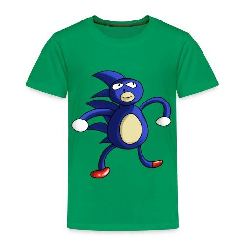 Sanic - Toddler Premium T-Shirt